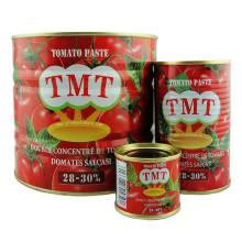 Pasta de tomate turco-70g-4500g