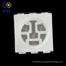 Diodo emissor de luz UV da microplaqueta do diodo emissor de luz de Epileds que cura o diodo emissor de luz 390-395nm UV do sistema 5050 SMD