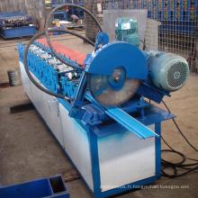 Xinnuo ignifuge obturateur couleur en acier cintré toit porte-rouleau formant la machine nouveau design fabricant de porcelaine