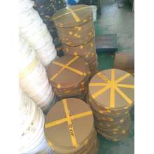 Ptfe teflon band wearing strip guide belt