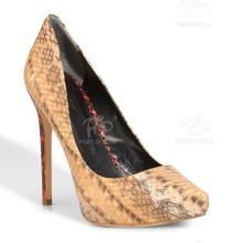 2016 nova coleção moda sexy senhoras sapatos de salto alto (hs13-042)