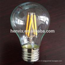 Filament led 4w a19 led lamp bulb