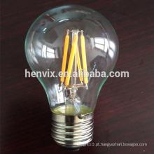 Filamento led 4w a19 levou lâmpada bulbo