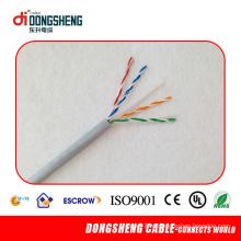 CAT6 UTP категории 6 сетевой кабель с Ce / ETL / RoHS / ISO9001