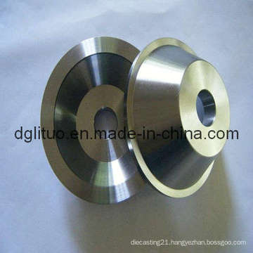 CNC Lathe Parts /Brass, Steel, Aluminum Available/with 14 Years Experience