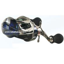Moulinet de pêche Baitcasting LBD120R et LBD120L