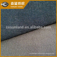 knitted yarn dye polyester spandex ottoman fabric for labour protection gloves