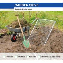 Металлическая сетка для садового сита