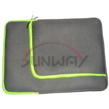Étui pour ordinateur portable à manches pour ordinateur portable néoprène de nouvelle conception (PC013)