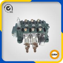 China OEM 2 Spulen Mitteldruck-Hydraulikregelventil
