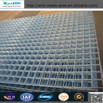 Welded Wire Mesh Panel BRC untuk bangunan konkrit