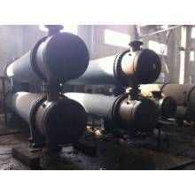 China for Fin Pipe Heat Exchanger Double-layer Shell Tube Stainless Steel Heat Exchanger export to Rwanda Importers