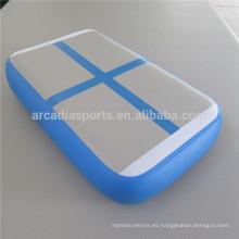 Tablero de aire pequeño de la gimnasia para el tablero de aire inflable inflable del ejercicio