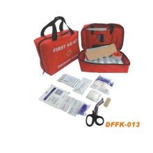 Kit de primeros auxilios, logotipos y tamaños personalizados
