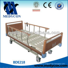 three function remote for hospital bed