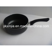 Kitchenware Aluminum Non-Stick/Ceramic Sauce Pan Cookware