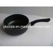 Алюминиевая посуда с антипригарным покрытием / керамическим соусом