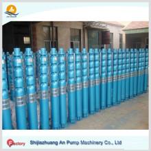 High Lift Multi Stages Pompe submersible liquide à haute pression et à turbidité