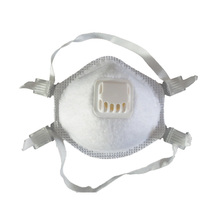 China New Product for Respiratory Protection Mask FFP2 Industry Respirator with Valve supply to Comoros Suppliers