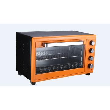 Nuevo diseño de venta caliente acero inoxidable tostadora horno 45L