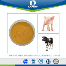 ANIMAL FEED ADDITIVES VITAMIN B9 FOLATE FOLIC ACID FEED GRADE