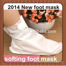 2014 Nouveau masque pour les pieds masque hydratant pour les pieds