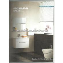 2013 Modern FSC MDF High Glossy Wall Mounted Bathroom Cabinet
