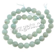 2015 Gets.com Perlas de piedras preciosas de piedra amazonita de 4 mm