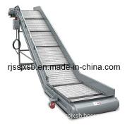 Metal Chain Conveyor for Food, Beverage