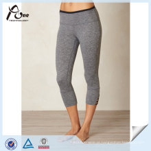 Yoga Wear Sports Leggings de alta cintura para mulheres