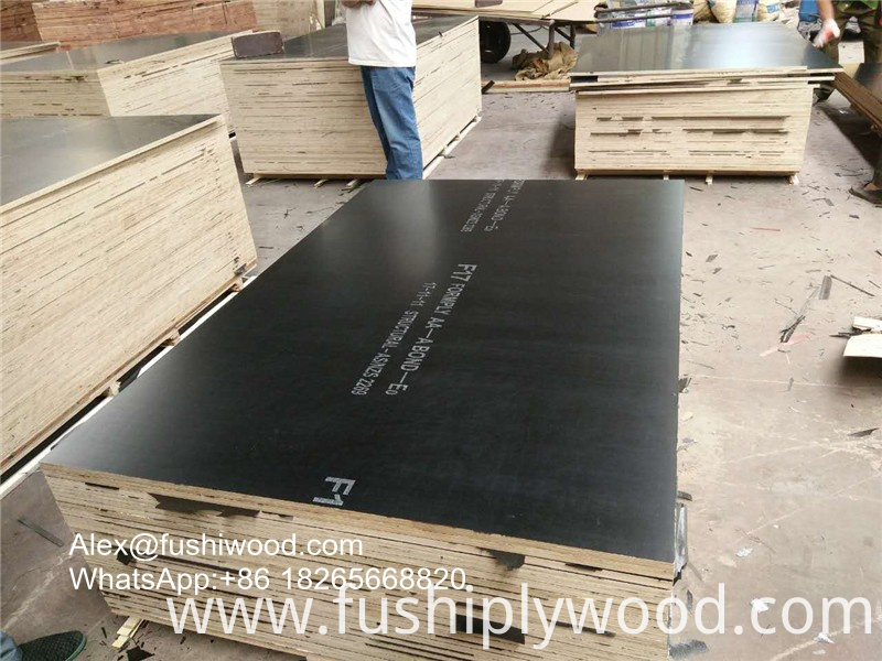waterproof formwork