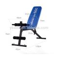 Sentar ajustável dobrável-bench à venda