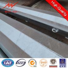 Multi lado 15kn polo claro de aço galvanizado com braço transversal