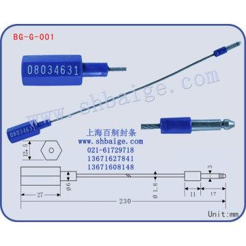 indikative versiegeln BG-G-001, Behälterdichtung