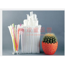 Individual Paper Wrapped Drinking Straw