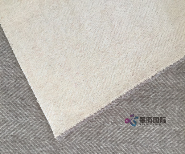 Double Face Wool Fabric For Garment