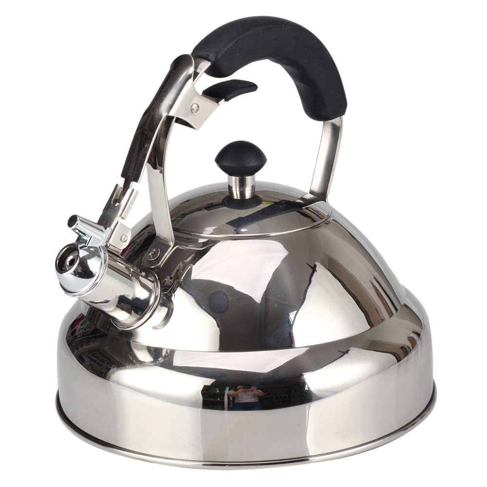 With Plastic Handle -Tea Kettle