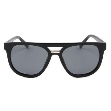 Gafas de sol de acetato 2018 para hombre.