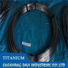 Alambre de titanio de 3.0 mm Gr5 ASTM B863 con el mejor precio