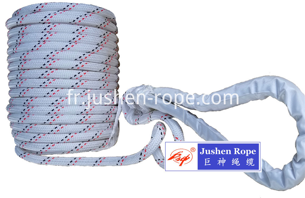 Double Braided PP&Polyester Mooring Hawsers