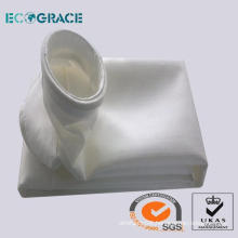 Polyester Punched Needle Felt Filter Bag for Cement Plant