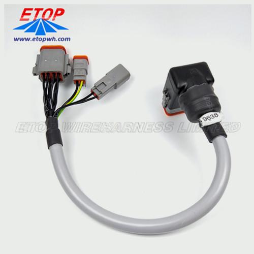 automotive deutsch wire harnesses