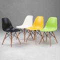 Безрукий кресло Eames современные для отдыха и Конференц-зал или обеденный стул