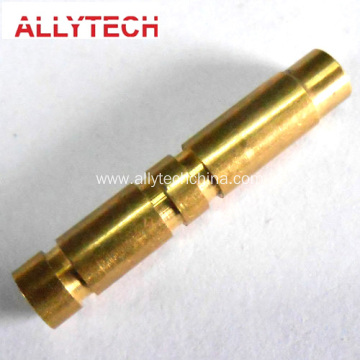 CNC Brass Machinery Parts with Surface Treatment
