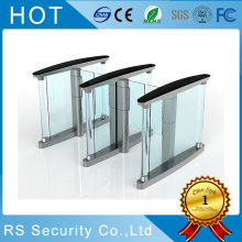 สวิตช์ Turnstyle Baffle Gate Automatic Turnstile