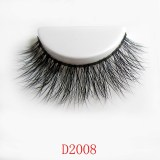 Sriberian mink extensions eyelashes 100% 3D mink fur eyelashes , wholesale eyelash