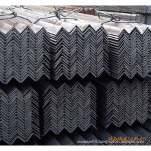 Carbon Steel Hot Rolled Galvanized Iron Angle Bar for Building Material