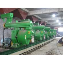 CE Mzlh-Series Bigger Wood Pellet Machine (Ring Die)
