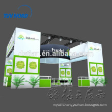 portable expo display portable display booth for expo exhibit fair booth stand with reception desk