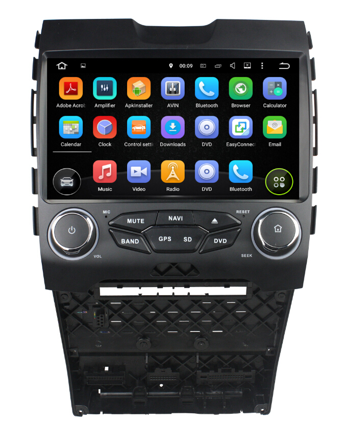 Android Car Multimedia Player for Ford edge